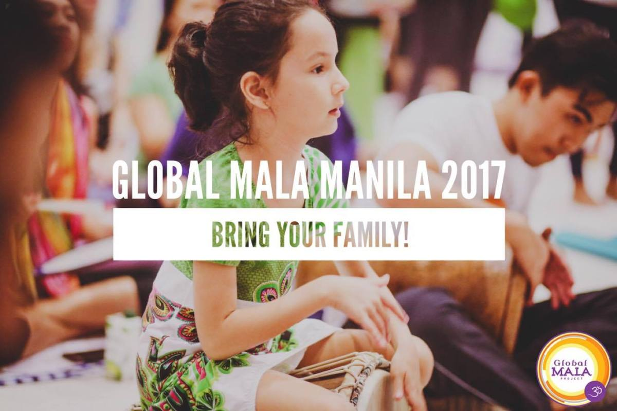 Bring your family to Global Mala Manila!