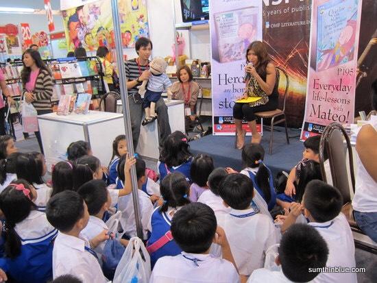 Manila International Book Fair 2017 - Kids