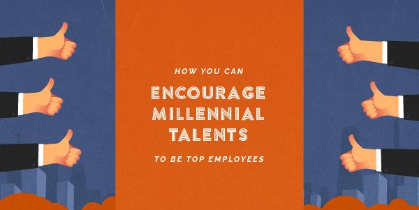 Encourage-Millennial-Talents-Top-Employees