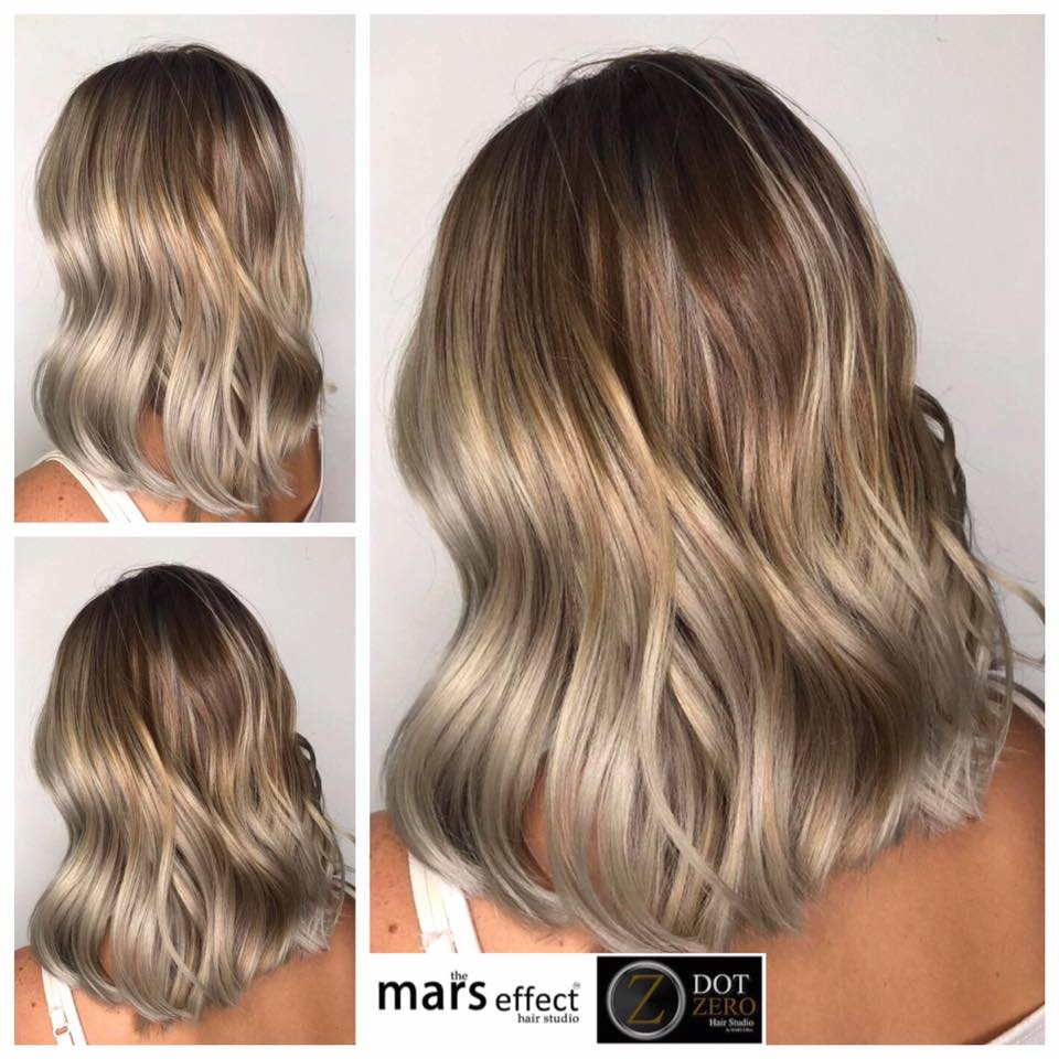 Hair Salon in Makati, Balayage Price Philippines