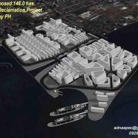 Manila Solar City may rise in the middle of Manila Bay