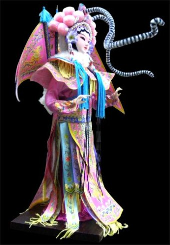 Chinese opera doll (2)