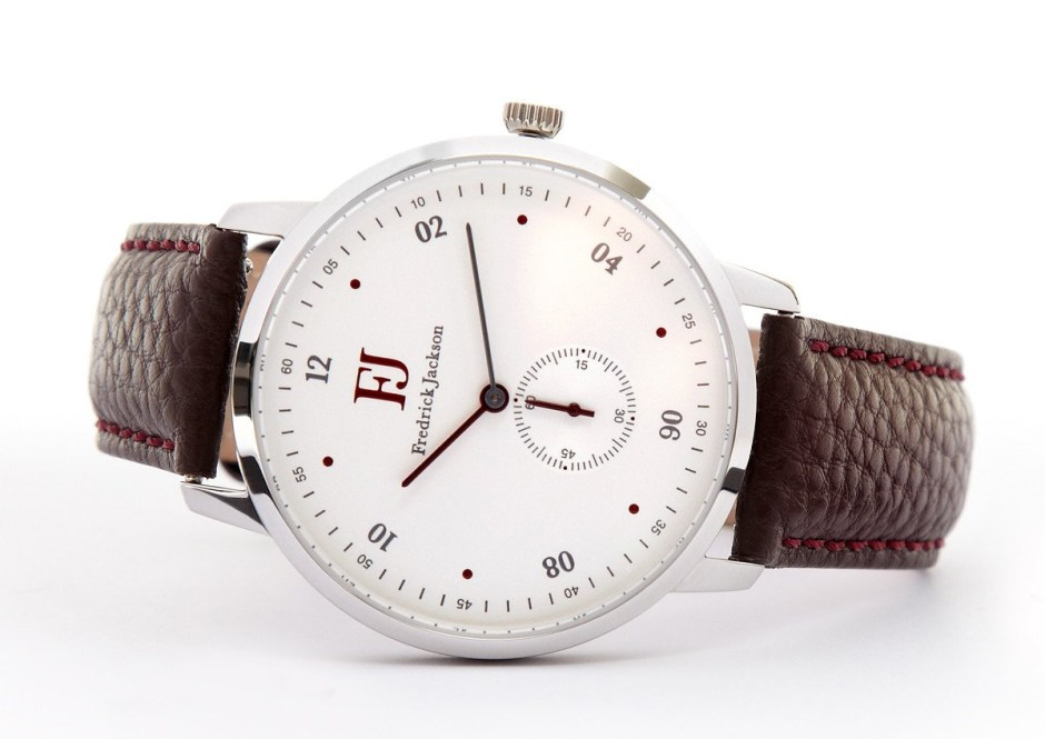 Fredrick Jackson Tailor Watch - Tailor Burgandy