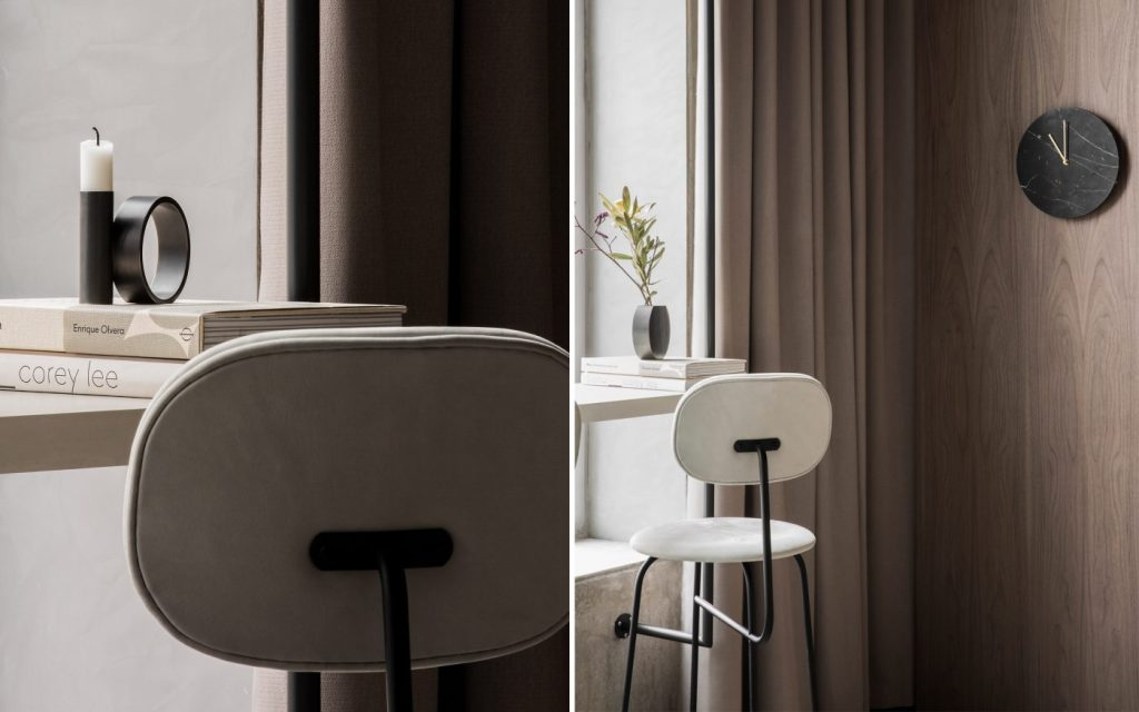 Connected Spaces by Menu | Afteroom Stool