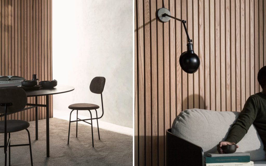Connected Spaces by Menu | Franklin Wall Light
