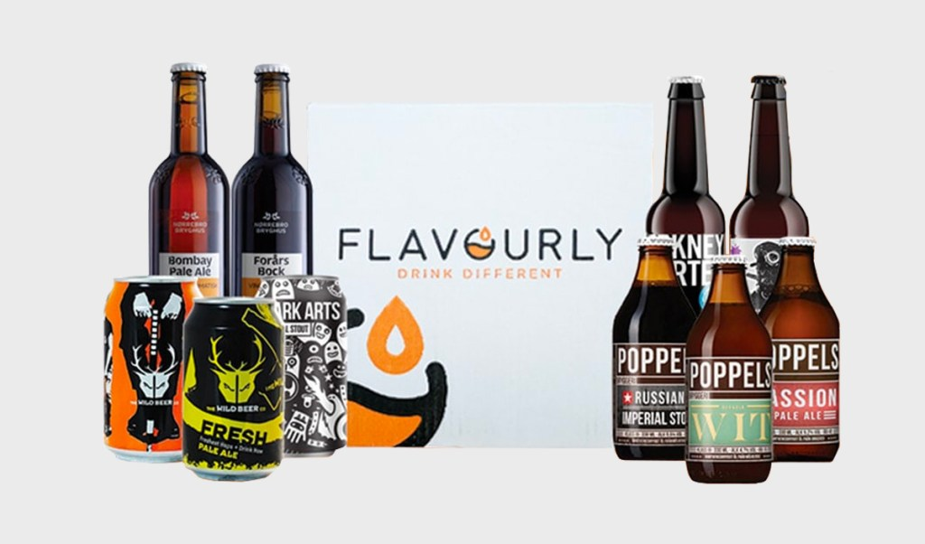 Flavourly Craft Beer Discovery Pack | MANimalist Blog