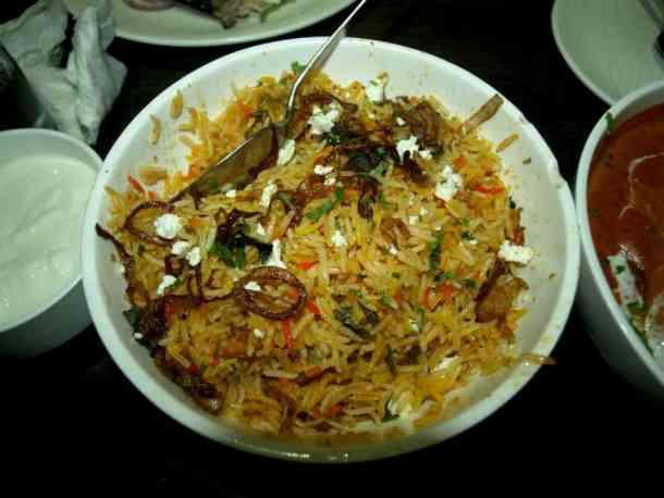 Biryani rice. rajastan. maninio.com #Rajastanjaipur #Agradelhi