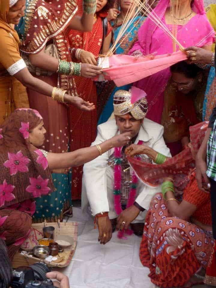 Rajasthan - Varanasi, Marriage and groom. maninio.com #Rajastanjaipur #Agradelhi