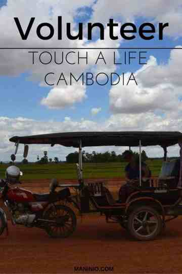 Volunteer in Cambodia - Siem Reap  - #volunteerinasia #volunteerinsiemreap maninio.com