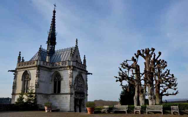 Loire Valley series – 1. Amboise, France