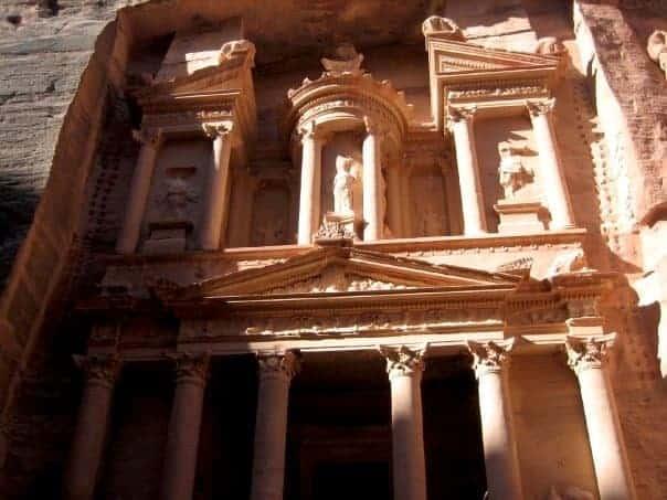 Petra Jewel of Jordan - maninio.com - Jordan wonders - Treasury-travel