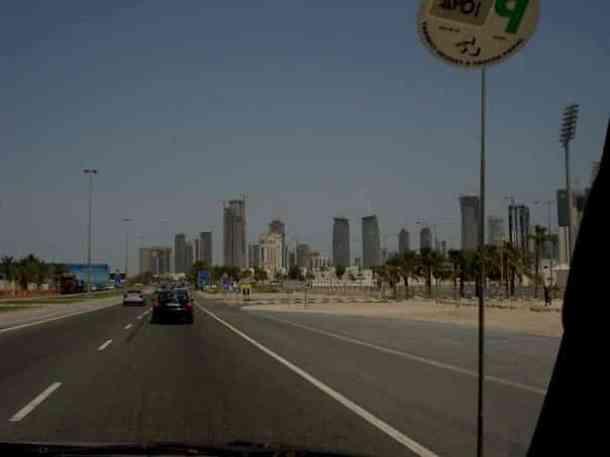 Qatar back 2006 - qatar highway #dohacentre #qatarcentre  maninio.com