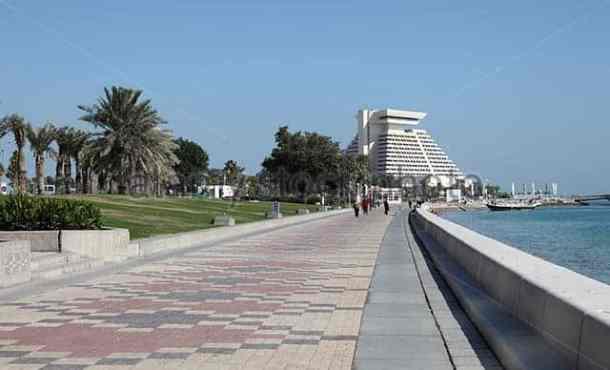 Sheraton hotel in Qatar. maninio.com #qatardohaasiangames #Eidcelebrations
