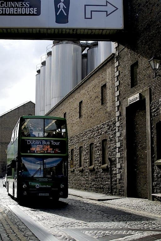 Guinness experience - maninio.com - beer - guiness - ireland - drinks - dublin