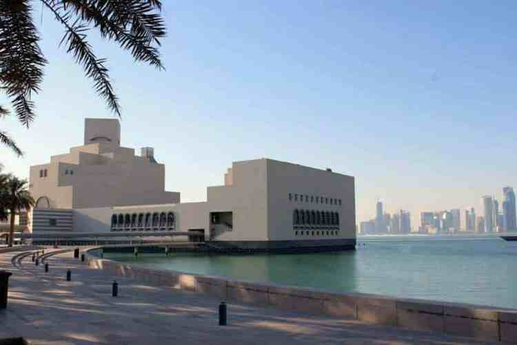 Islamic museum in Qatar maninio.com #constructiondoha #islamicmuseumqatar