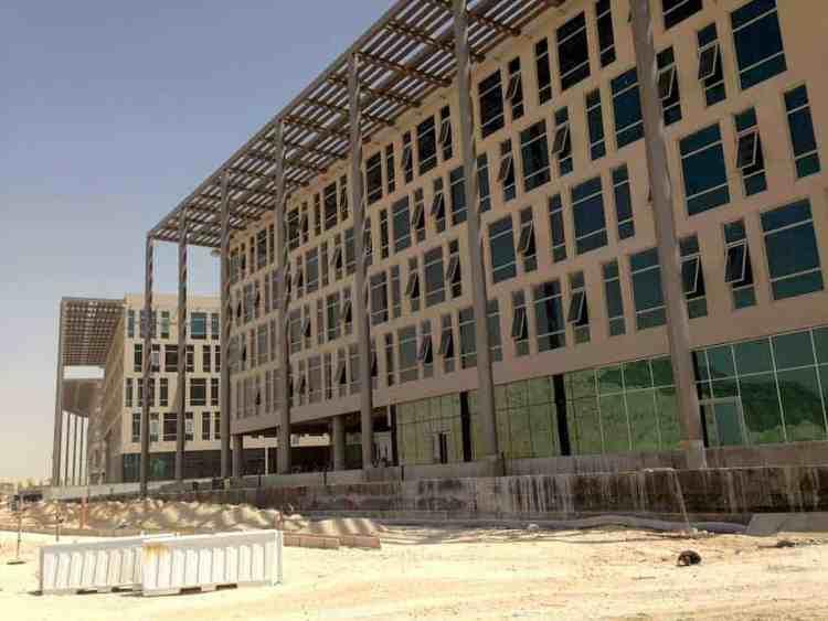 Convention Center Doha maninio.com #constructiondoha #pearlqatar