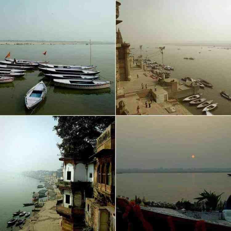 Βαρανάσι (Ινδία): Ιερή πόλη και το ποτάμι. maninio.com