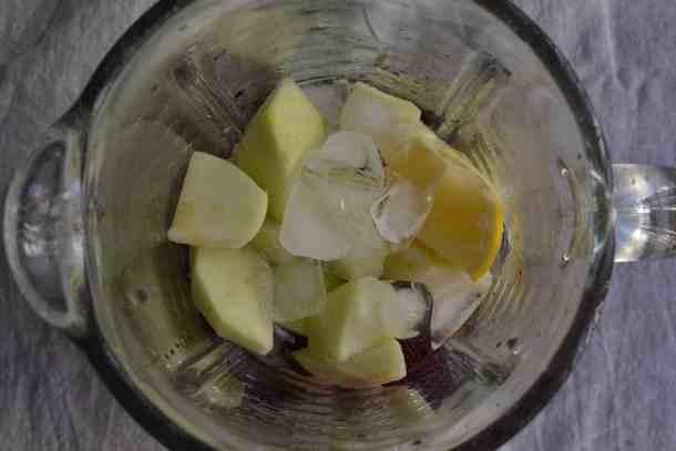 Smoothie - Παντζάρια - www.maninio.com - Μπανάνα - Αγγούρι - Μήλο