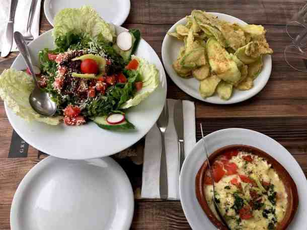 Transition from Meat Eater to Vegetarian in Greece - Interview