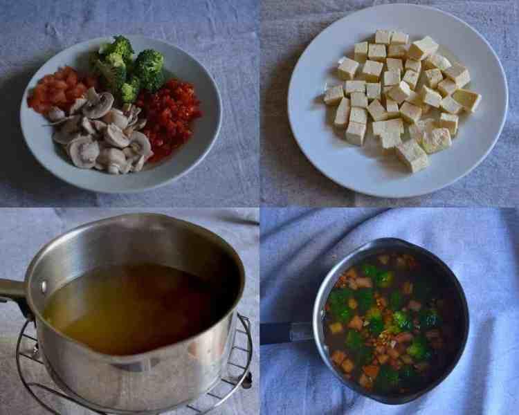 Υλικά για την σούπα Τόμ Γιάμ - Ταϊλάνδη | Σούπερα Διαγωνισμός! 2 Αντίτυπα του βιβλίου Dirty Vegan