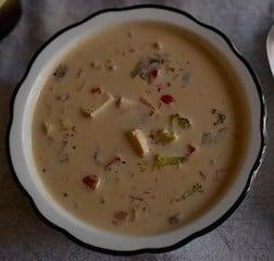 Σούπα Τόμ γιάμ απο την Ταϊλάνδη - Vegan