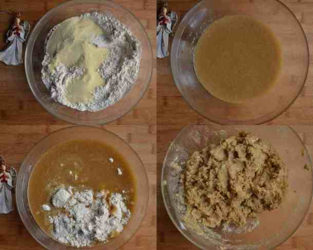 Ingredients for the Christmas Cookies (melomakarona) | greek and low in calories.maninio.com