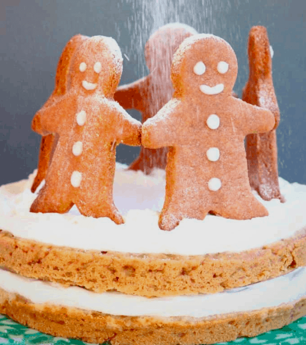 20 Holiday and Christmas Desserts | Vegan and Gluten Free. maninio.com