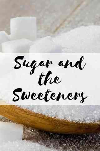 Is sugar bad? Sugar and the Sweeteners | Detox now. maninio.com