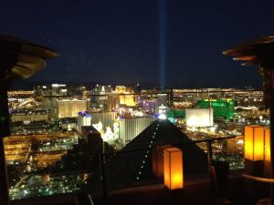Las Vegas by Alan Greenhalgh
