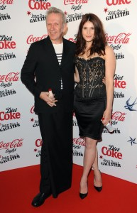 Diet Coke and Coca-Cola light launch party Love & Light by Jean Paul Gaultier - Paris