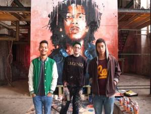 Rizzle Kicks for Bob Marley Legend