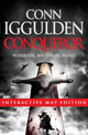 HarperCollins Publish Industry First ebook for Conn Iggulden's Conqueror