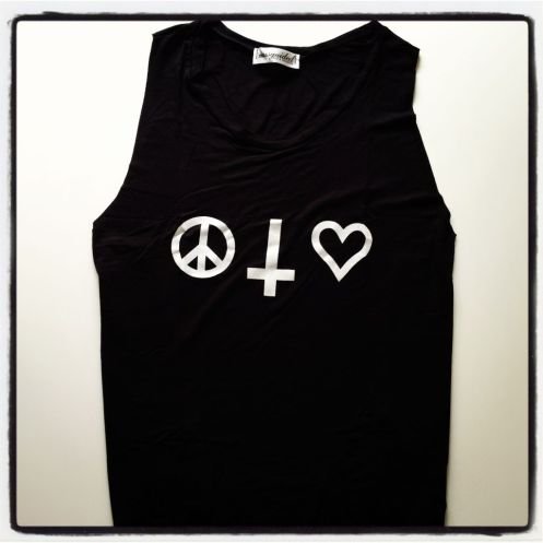 Missguided Peace + Love
