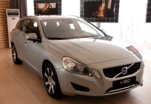 Volvo V60 Diesel Hybrid  – Style, Design & Sustainable Luxury