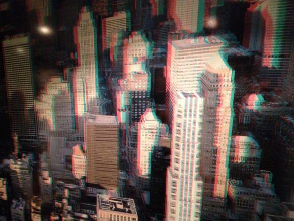 3D Stereoscopic Manhattan by Jim Sharp