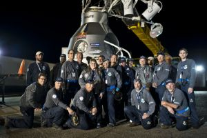 Red Bull Stratos, Felix Baumgartner – The Day in Pictures