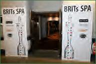 BRITS Spa at O2