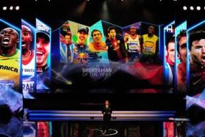 Usain Bolt, Jessica Ennis & Felix Baumgartner among the winners at 2013 Laureus World Sports Awards