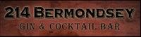 214 Bermondsey Gin and Cocktail Bar