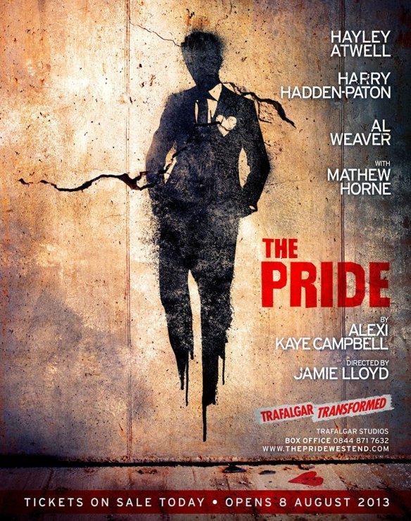 The Pride at Trafalgar Transformed Poster 2013