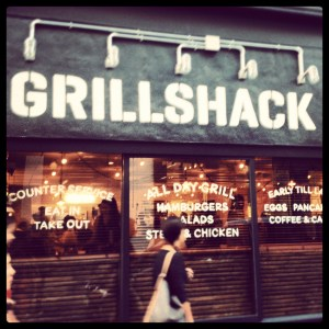 Grillshack – Beak Street Soho London