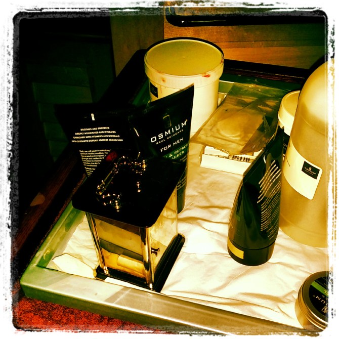 Osmium Skincare at The Savoy Hotel London