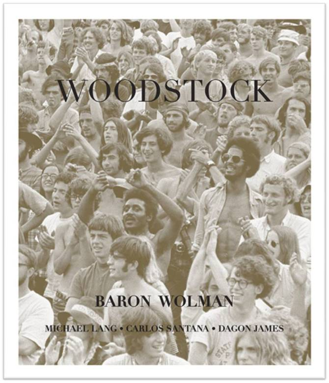 Woodstock by Baron Norman
