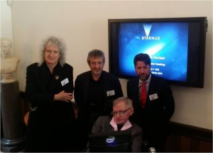 FESTIVAL: ​​Starmus III with Stephen Hawking in Tenerife