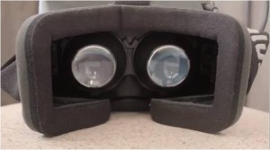 4-D sensory experience with Oculus Rift technology