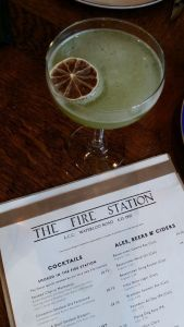 proper cocktails at The Fire Station Waterloo