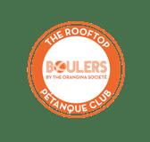 Boulers: roof-top Pétanque by Orangina