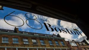 REVIEW: 68 and Boston  – Wine Cocktails in Soho London