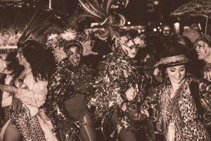 Kansas Smitty's and Shotgun Carousel's Mardi Gras