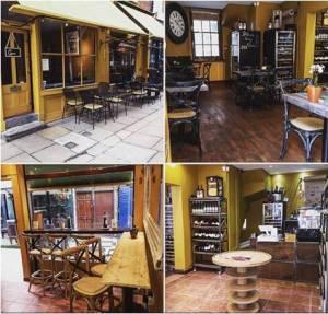 Shepherd Market Wine House interior